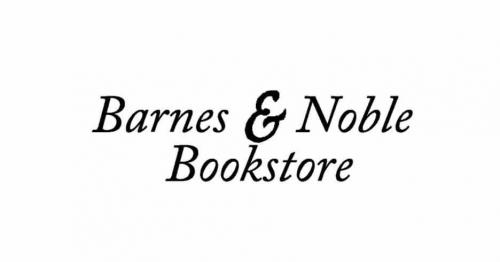 Barnes Noble Logo 1992