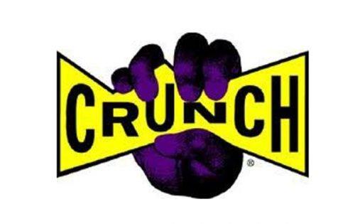 Crunch Fitness Logo 1989
