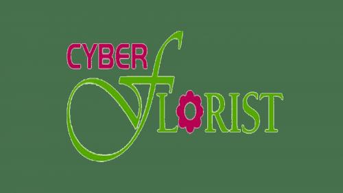 Cyber Florist logo