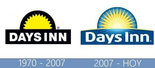 Days Inn Logo historia