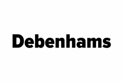 Debenhams logo 1976