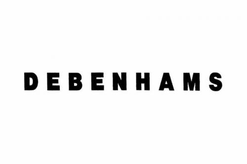 Debenhams logo 1983