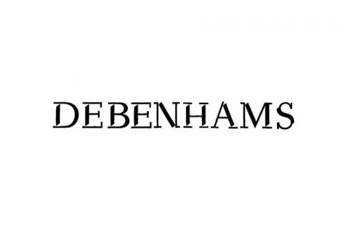 Debenhams logo 1986