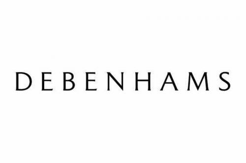 Debenhams logo 1992