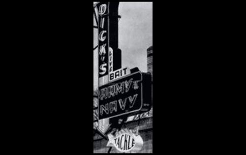 Dicks Sporting Goods Logo 1948