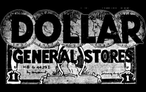 Dollar General Logo 1955