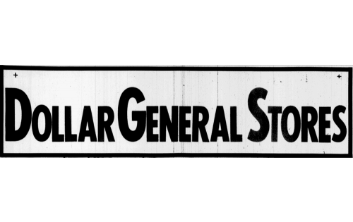 Dollar General Logo 1966