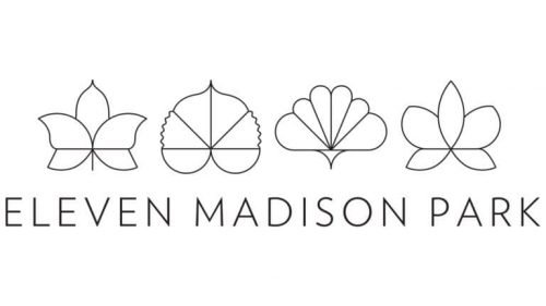 Eleven Madison Park The USA logo