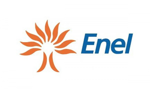 Enel Logo 1997