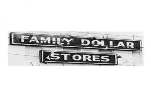 Family Dollar Logo 1959