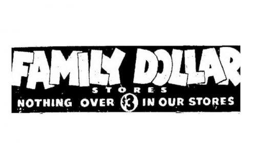 Family Dollar Logo 1960