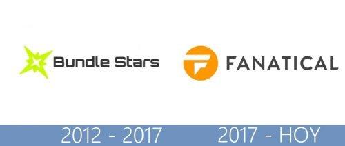 Fanatical Logo historia