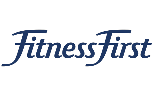 Fitness First logo 1999