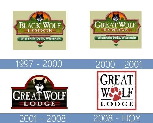 Great Wolf Lodge Logo historia