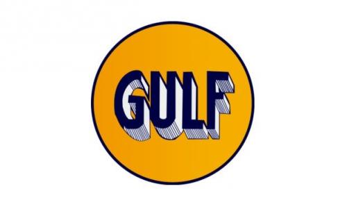 Gulf Oil Logo 1920