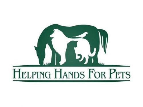Helping Handsfor Pets logo