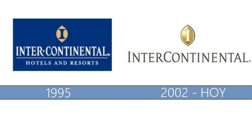 InterContinental logo historia