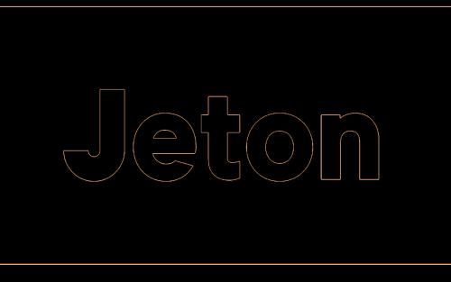 Jeton Logo