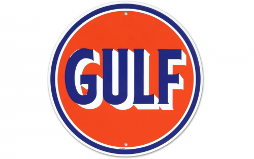 Gulf Oil Logo