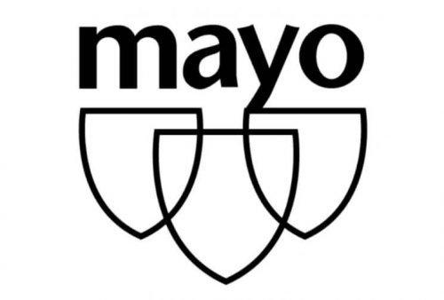 Mayo Clinic logo 1976