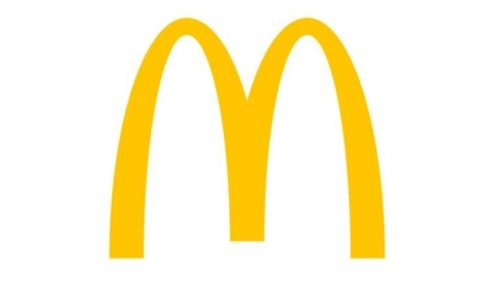 McDonald's The USA logo