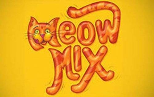 Meow Mix Logo 2000