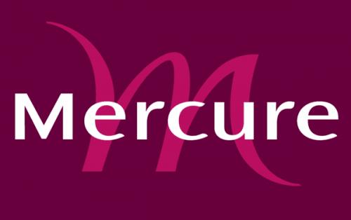 Mercure logo 2004