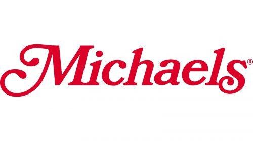 Michaels logo 1984