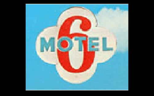 Motel 6 logo 1961