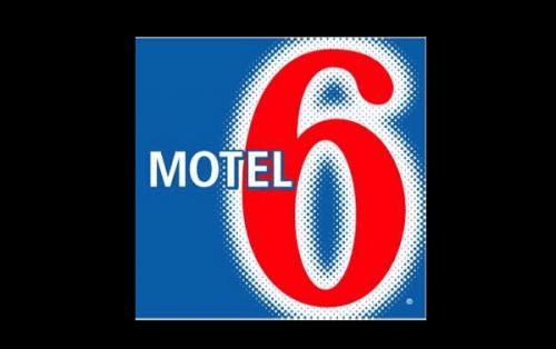 Motel 6 logo 1995