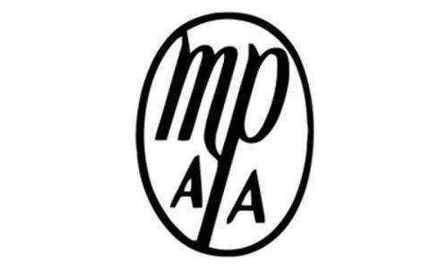 Motion Picture Association Logo 1945
