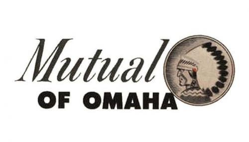 Mutual of Omaha logo 1950
