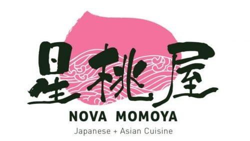 Nova Momoya logo