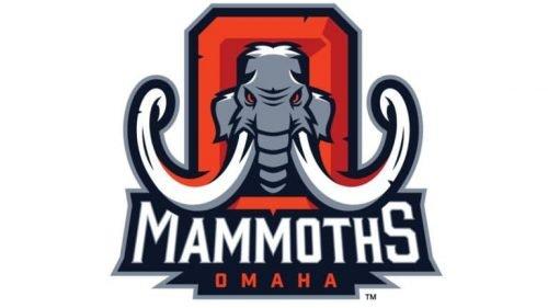 Omaha Mammoths logo