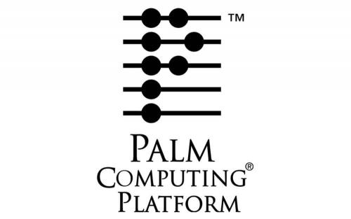 Palm Logo 1992