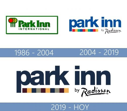Park Inn Logo historia