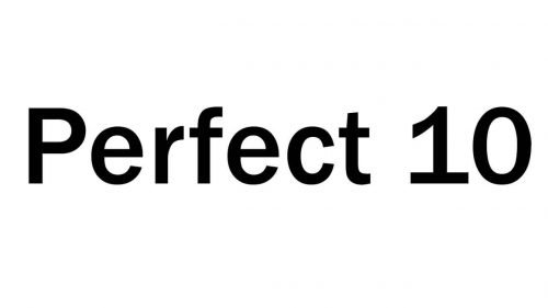 Perfect 10 logo