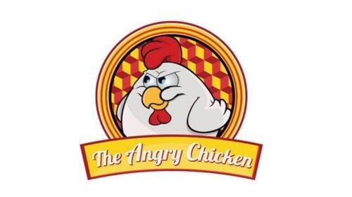 Restaurant with chicken logo