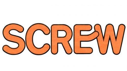 Screw logo
