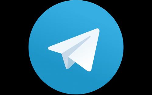 Telegram logo 2013