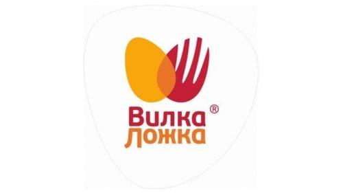 The Lozhka Vilka Russia logo