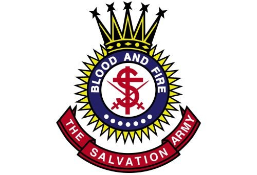 The Salvation Army logo 1865