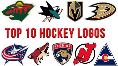 Top 10 Hockey Logos