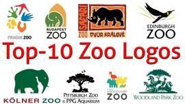 Top 10 logos de zoo