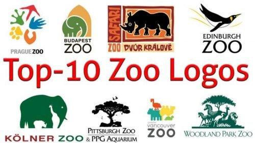 Top 10 Zoo Logos