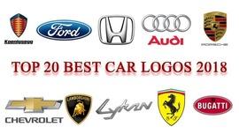 Top-20 best car logos 2018