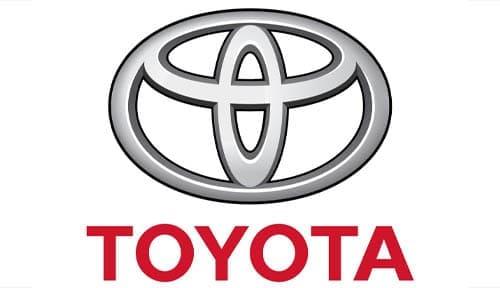 Toyota logo small