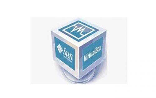 VirtualBox Logo 2008