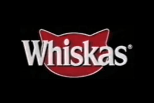 Whiskas logo 1988