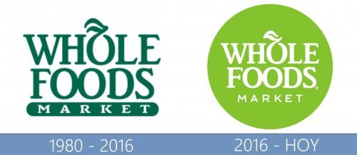 Whole Foods Logo historia